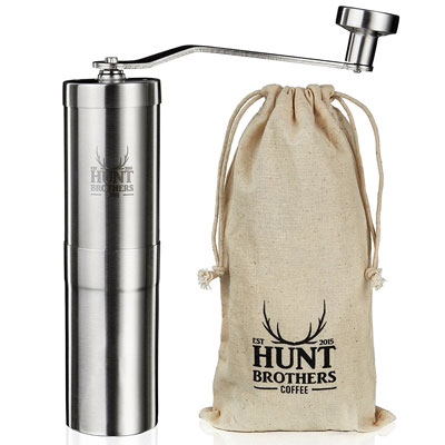 Hunt-Brothers-Coffee-Grinder-_-Best-Conical-Burr-for-Precision-Brewing-_-Consistent-Grind-_-Top-Rated-Manual-Coffee-Mill-_-Aeropress-Compatible,-Perfect-for-Traveling