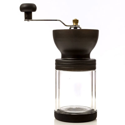 Procizion-Manual-Burr-Coffee-Grinder-for-Bean-and-Spices,-Adjustable-Hand-Crank-Mill-for-Espresso,-French-Press