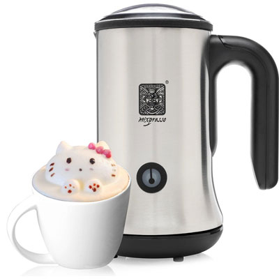 Breville Coffee Maker Wonot Heat : 12 Best Milk Frothers in 2017 Expert Barista s Ultimate Guide