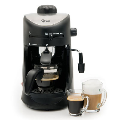 Capresso-303.01-4-Cup-Espresso-and-Cappuccino-Machine