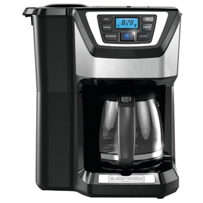 Black-&-Decker-CM5000B-12-Cup-Mill-and-Brew-Coffeemaker
