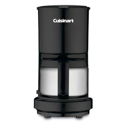 Cuisinart-DCC-450BK-4-Cup-Coffeemaker-with-Stainless-Steel-Carafe