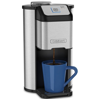 Cuisinart-Single-Cup-Grind-&-Brew-Coffeemaker