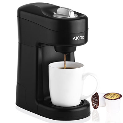 7-Aicok-Single-Serve-Coffee-Maker-CM805