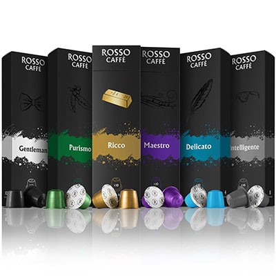 6-Compatible-Nespresso-Capsules---OriginalLine-machines---Variety-Pack-(60-Pods)---By-Rosso-Caffe