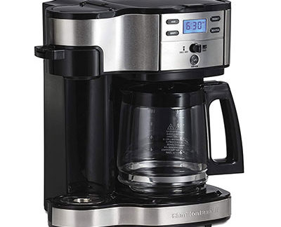 Hamilton-Beach-(49980A)-Single-Serve-Coffee-Maker-and-Coffee-Pot-Maker
