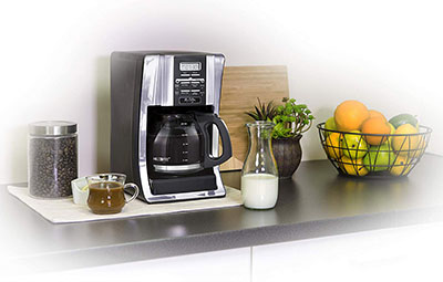 Mr.-Coffee-12-Cup-Programmable-Coffee-Maker-in-the-kitchen