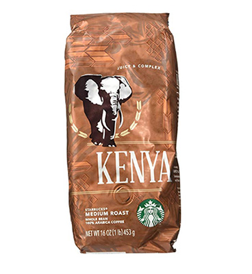 10-Starbucks-Kenya,-Whole-Bean-Coffee