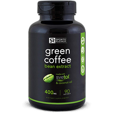 7-Sports-Research-Green-Coffee-Bean-Extract-with-Pure-Svetol,-90-Liquid-Softgels