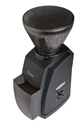 Baratza-Encore-Conical-Burr-Coffee-Grinder-open