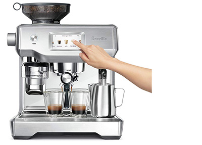 Breville-BES990BSS1BUS1-Fully-Automatic-Espresso-Machine-versatility