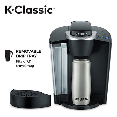 Keurig-K55_K-Classic-Coffee-Maker-removable-drip-tray