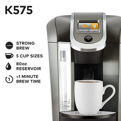 Keurig-K575-Single-Serve-K-Cup-Pod-Coffee-Maker-versatility