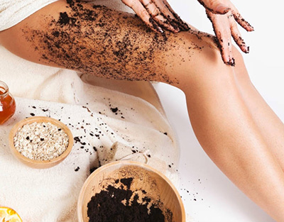 reuse-coffee-grounds-as-exfoliator
