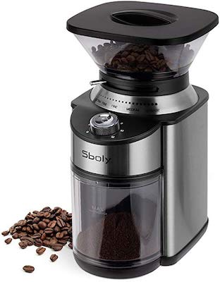 Electric Turkish Coffee Grinders